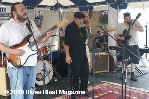 kilborn alley blues band