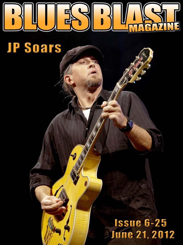 Blues Blast Magazine June 21 2012